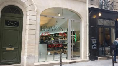 Edmond 2006 SASU - Chaussures - Paris