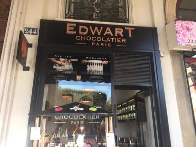 Edwart Chocolatier - Chocolatier confiseur - Paris