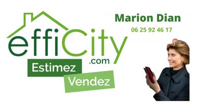 Efficity - Dian Marion- Mandataire Indépendant - Mandataire immobilier - Aulnay-sous-Bois