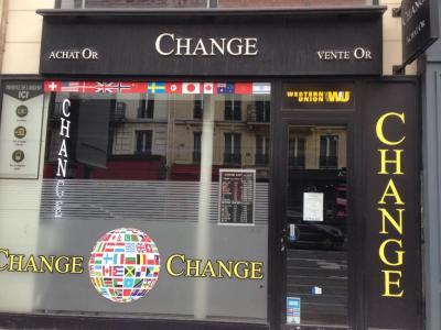 Abacor Paris Rivoli - Achat Or et Argent - Bureau de Change - Achat et vente d'or - Paris