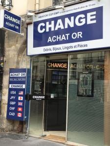 Abacor Paris Bastille - Achat Or et Argent - Bureau de Change - Achat et vente d'or - Paris
