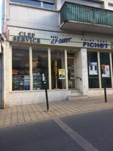 EGI Point Fort Fichet - Volets roulants - Angoulême