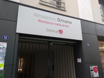 Domusvi - Maison de retraite privée - Paris