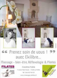 Ekilibre - Relaxation - La Flotte