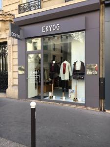 Ekyog - Vêtements femme - Paris