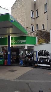 Elan - Station-service - Boulogne-Billancourt