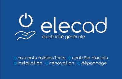 Elecad Electricité Générale - Entreprise d'électricité générale - Bordeaux