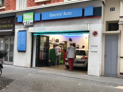 Electric'Auto - Climatisation automobile - Paris