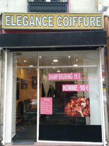 Elegance coiffure - Coiffeur - Paris