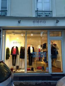 Elena - Vêtements femme - Paris