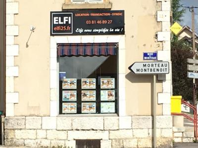 Elfi - Agence immobilière - Pontarlier