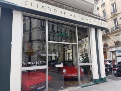 Eliandre Automobiles - Automobiles d'occasion - Paris