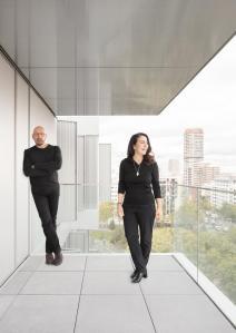 Elisabeth Naud et Luc Poux Archite DP - Architecte - Paris