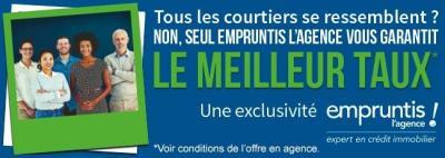 Empruntis L'agence - Établissement financier - Angers