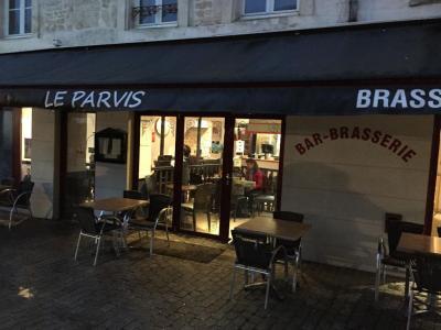 EMV Le Parvis - Café bar - Niort