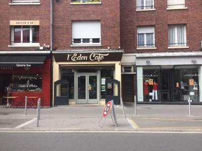 l'Eden Cafe - Restaurant - Amiens