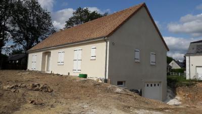 Enduits Projetés Du Centre EURL - Ravalement de façades - Blois