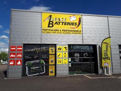 Alsace Batteries - Pièces et accessoires automobiles - Colmar