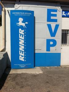 Entreprise De Vernissage Phocéen E.V.P - Peinture et vernis - Marseille