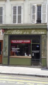 Entreprise Francois - Stores - Paris