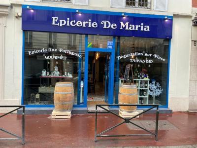 Epicerie De Maria - Alimentation générale - Levallois-Perret