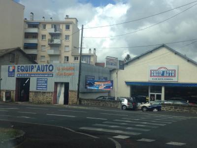 Equip'Auto Du Centre - Centre autos et entretien rapide - Brive-la-Gaillarde