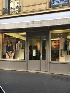 Eric Bompard SA - Vêtements femme - Paris