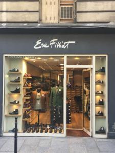 Eric Filliat - Vêtements homme - Paris