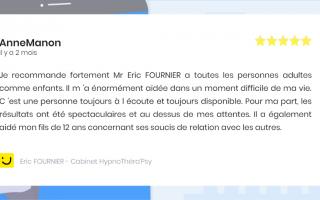 Eric FOURNIER - Cabinet HypnoThéra'Psy