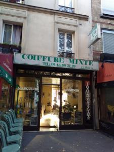 Erika a Sarl - Coiffeur - Paris