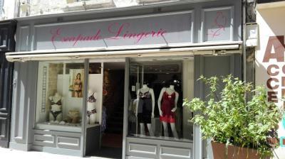 ESCAPADE LINGERIE Mylène - Lingerie - Niort