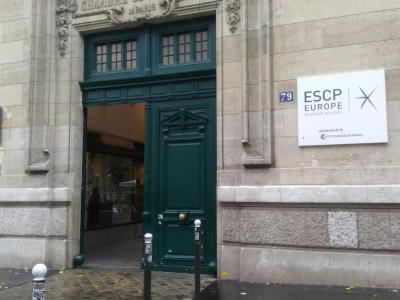 ESCP Business School - Enseignement supérieur public - Paris