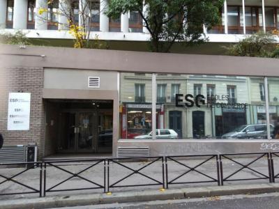 Esg Management School - Enseignement supérieur privé - Paris