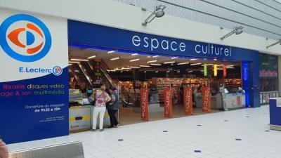 Espace Culturel Leclerc - Centre commercial - Rennes
