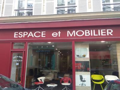 Espace Et Mobilier - Mobilier de bureau - Paris