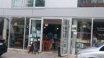 Espérance Café - Salon de thé - Nantes