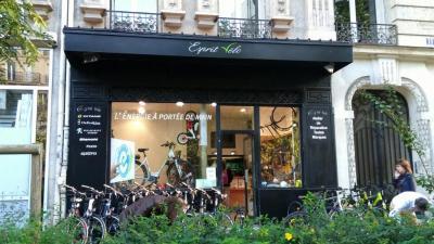 Esprit Velo - Vente et réparation de vélos et cycles - Paris
