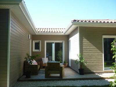 Espritbois Construction - Constructeur de maisons en bois - Soyaux