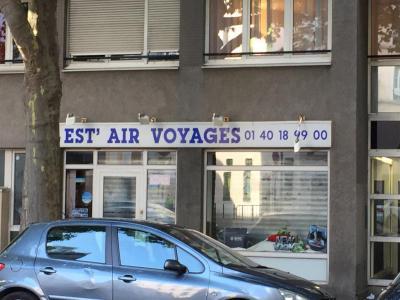 Est Air Voyage - Agence de voyages - Paris
