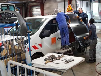 Glass Auto Service - Mécanique générale - Tours