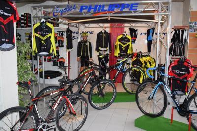 Etablissements Philippe - Vente et réparation de vélos et cycles - Blois