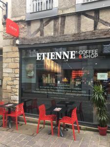 Etienne Coffee & Shop ODYSSEE BREIZH - Café bar - Vannes