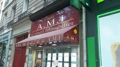 Etude A.M.I. - Agence immobilière - Paris