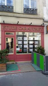 Etude Caraudrey - Agence immobilière - Paris