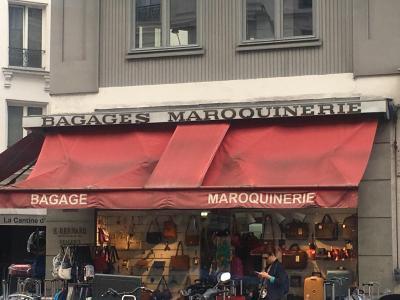 Eugène Bernard - Maroquinerie - Paris