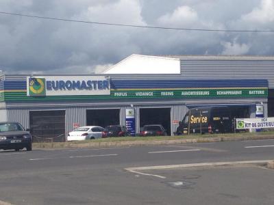 Euromaster Brive - Centre Auto VL - Garage automobile - Brive-la-Gaillarde