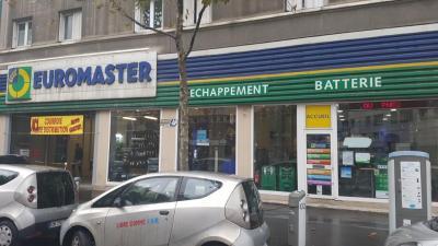 Euromaster Paris 17 - Centre Auto VL - Pièces et accessoires automobiles - Paris