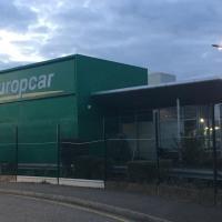 Europcar - LYON SAINT EXUPÉRY AÉROPORT