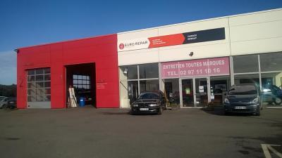 Citroen - Garage automobile - Plouay