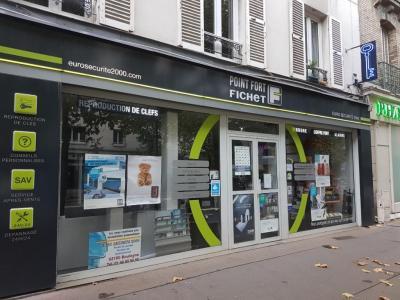 Eurosécurité 2000 - Portes blindées - Boulogne-Billancourt